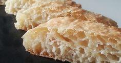Hoy quiero presentaros un pan diferente, el PAN DE CRISTAL, un pan absolutamente delicioso que después de probarlo, ya será de los favorito... Holiday Bread, Perfect Pizza, Pan Bread, Fat Foods, Baking And Pastry, Tapas, Bakery, Food Porn, Food And Drink