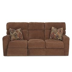 Klaussner Furniture Rocky Reclining Sofa | Wayfair