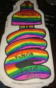 Celebrating Lights On Afterschool Day