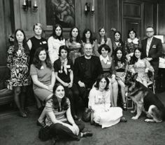 First women students, 1972 :: University Archives