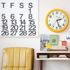 Stendig 2013 Calendar | Schoolhouse Electric & Supply Co.