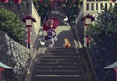 The Art Of Animation, Koyuki_Ekaki_ - ...