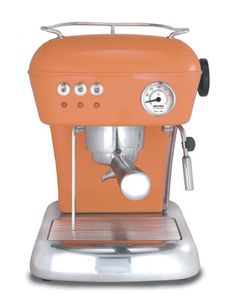 Ascaso Dream Up Espresso Machine - Mandarin Orange