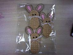 Nutter Butter bunnies