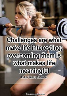 Challenges...