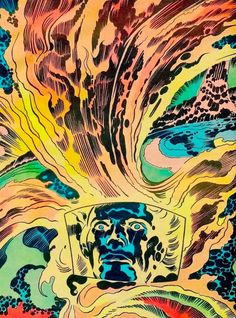 2001 and The Eternals: Revisiting Jack Kirby's last hurrah at Marvel