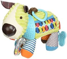 Skip Hop Bandana Buddies Activity Toy Puppy