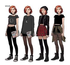 really cool drawings Character Design Girl, Character Design References, Character Design Inspiration, Character Concept, Character Art, Girls Characters, Fantasy Characters, Female Characters, Cartoon Drawings