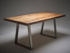 Reclaimed Solid Oak Table - All Sizes Available
