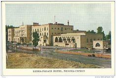 Ledra Palace Hotel, Nicosia