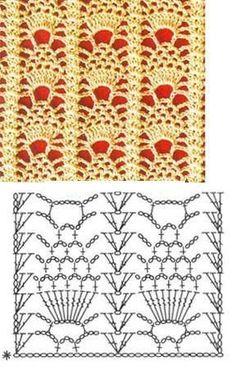 Watch This Video Beauteous Finished Make Crochet Look Like Knitting (the Waistcoat Stitch) Ideas. Amazing Make Crochet Look Like Knitting (the Waistcoat Stitch) Ideas. Crochet Motifs, Crochet Diagram, Crochet Stitches Patterns, Crochet Chart, Crochet Doilies, Free Crochet, Stitch Patterns, Knit Crochet, Crochet Humor