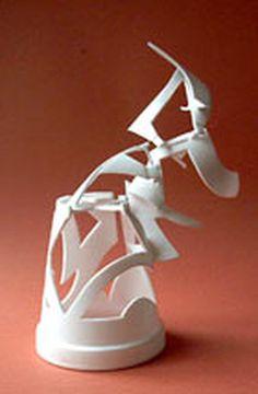 The Art of 'Styrogami'