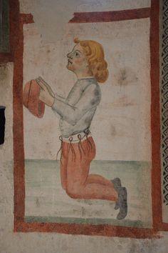 https://flic.kr/p/vqSXJc   DSC_0105 A mid-15th c. votive fresco in the Church of St. Ponziano (Spoleto, TR, Italy). Picture by ANDREA CARLONI - Rimini.