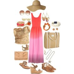 summer party outfit