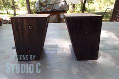 How to Make Furniture Feet_Chunky Legs