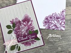 Sale-a-Bration Heartfelt Blooms from Stampin' Up!