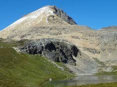 Cirque Peak Banff National Park