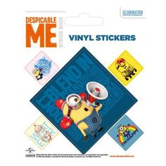 d2728e22f8 Minions Scrapbooking Embellishments  ebay  Crafts Minion Stickers