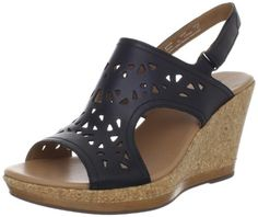 Save $30.03 on Clarks Women's Pitch Mint Slingback Sandal; only $64.97 + Free Shipping