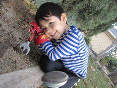cutest garden helper