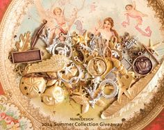 Nunn Design's $75 Gift Certificate Giveaway for Jewelry Supplies - The Beading Gem's Journal | This giveaway is international. It ends in a week's time at 6 pm EST Monday,  September 1, 2014 .