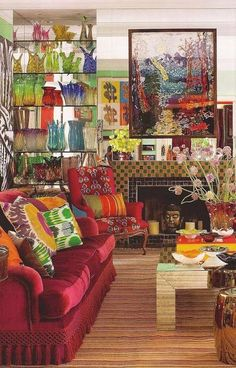 Color Outside the Lines: Rich Hippie