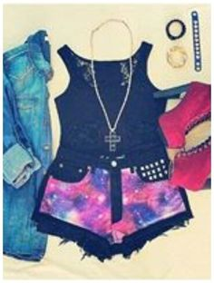 Love this outfit! Teen fashion☮