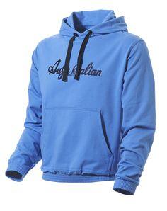 Felpa Easy Road  Australian  azzurro.  sportswear  tennis  sport   2472247e0e34