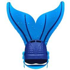 セールスプロモーション子供swimmable monofinマーメイドテールモノラルフィン足ひれ水泳衣装卸売