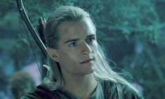 Legolas In Lothlorien
