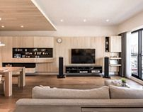 PARTIDESIGN | BANQIAO WOODEN APARTMENT
