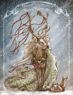 christmas 2012-art of Renae Taylor