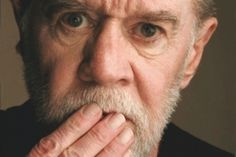 george carlin...authentic & unapologetic for being such
