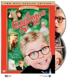 """Instead of hosting the same old ugly sweater party this year, use a classic holiday film as your inspiration for a themed party. Today's movie inspiration: """"A Christmas Story."""""""