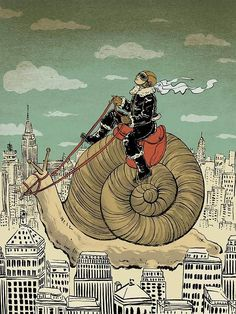 Monsters and Mythical Creatures by Yuko Shimizu