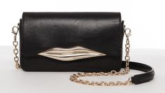 Flirty Mini Crossbody, Black