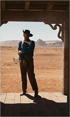 John Wayne, The Searchers