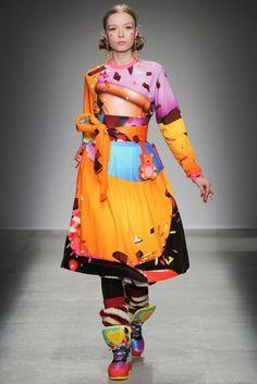 Manish Arora AW 2014/15