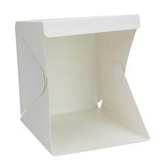 折りたたみライトポータブルライトルームフォトスタジオ写真撮影の背景ミニキューブボックス照明テントキット22.6*23*24センチ