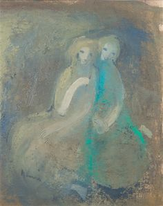 Artworks of Elvi Maarni (Finnish, 1907 - 2006) from galleries, museums and auction houses worldwide.