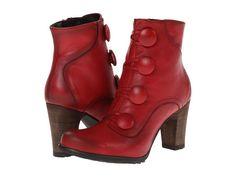 red steampunk boots - Cerca con Google