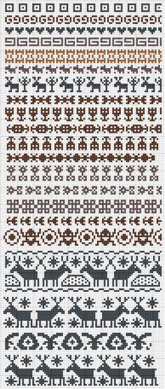 fairisle patterns