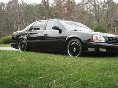 HITMONEY 2002 Cadillac DTS