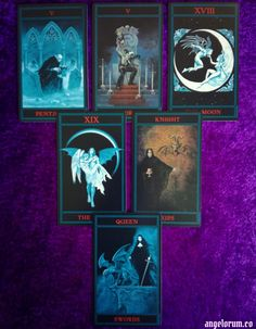 Dark Moon Reading for the Cancer Solar Eclipse