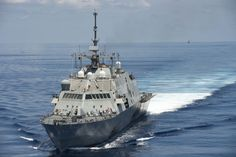 Littoral Combat Ship – Inheritor of the U.S. Navy's Destroyer Legacy   The National Interest Blog