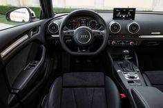 2015 Audi A3 Sedan - Interior