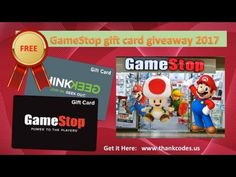 Free gamestop giveaways