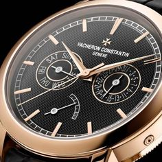 Happy 4th of July – Vacheron Constantin Traditionnelle Day-Date And Power Reserve Limited Edition Only For North America (specs & price)