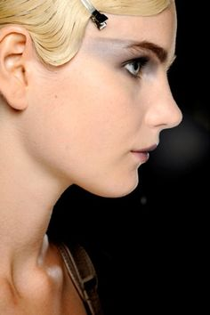 From Dawn To Dusk, Backstage At Armani Privé....