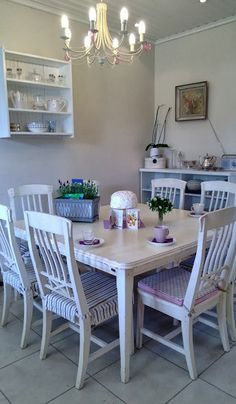 Our country style kitchen